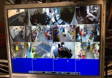 Video security cameras installation los angeles