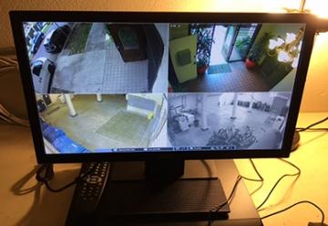 Video CCTV Cameras Installation Los Angeles