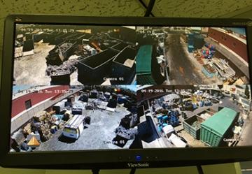 Security cameras installation orange county