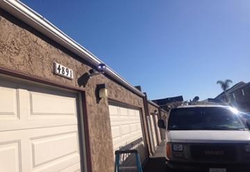 Home cctv cameras installation los angeles