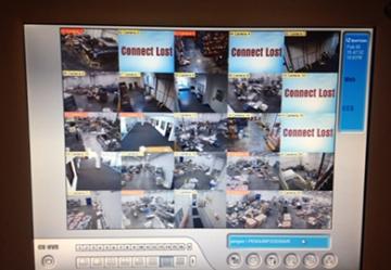 CCTV cameras installation la