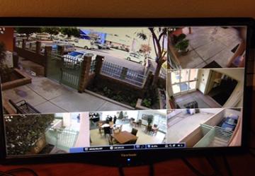 Surveillance system installation orange county