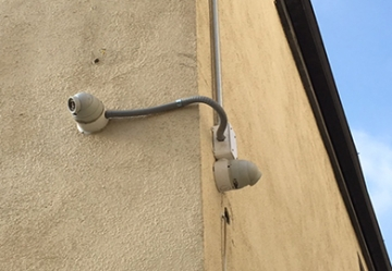 Surveillance Cameras Installation Los Angeles