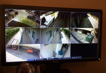 CCTV System Installation Los Angeles