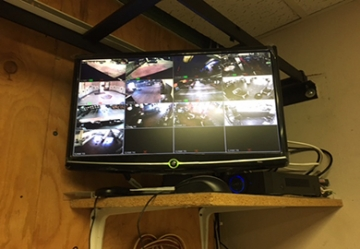 CCTV cameras system installation los angeles