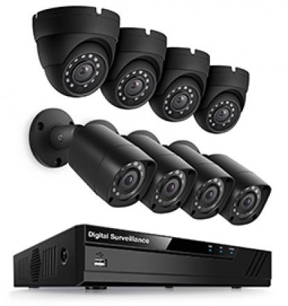 CCTV kit los angeles