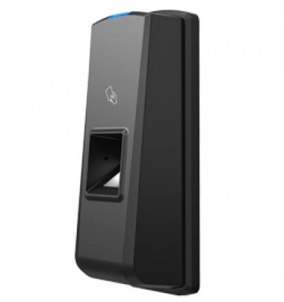 Card access control security system
