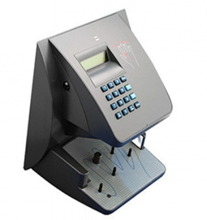 Hand access control system