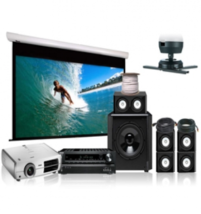 Home theater installation company in los angeles