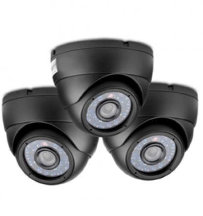 Digital surveillance IP network cameras system