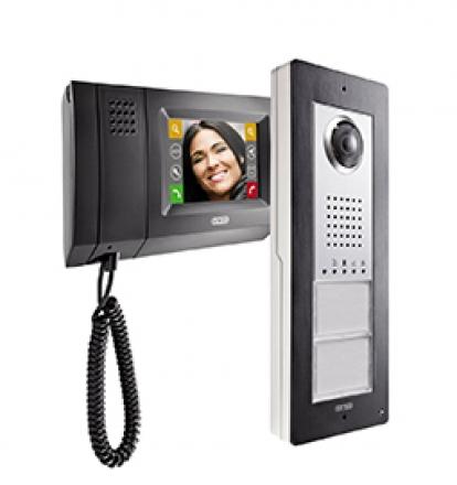 Intercom telephone installation orange county