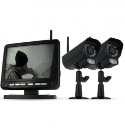 Wireless security cameras system los angeles
