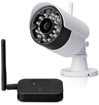 Wireless security camera installation orange county