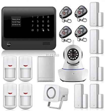 security surveillance system installation los angeles