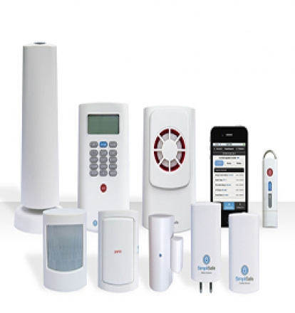 los angeles wireless security installation