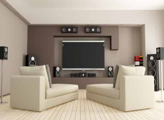 Home Theater Installation Los Angeles, Security Cameras LA