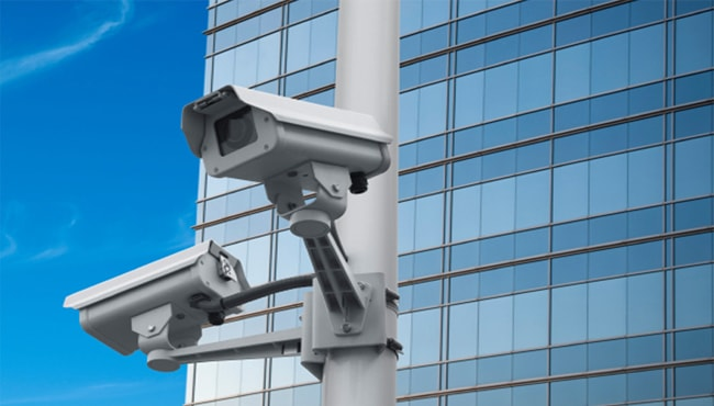 Digital Security Surveillance System